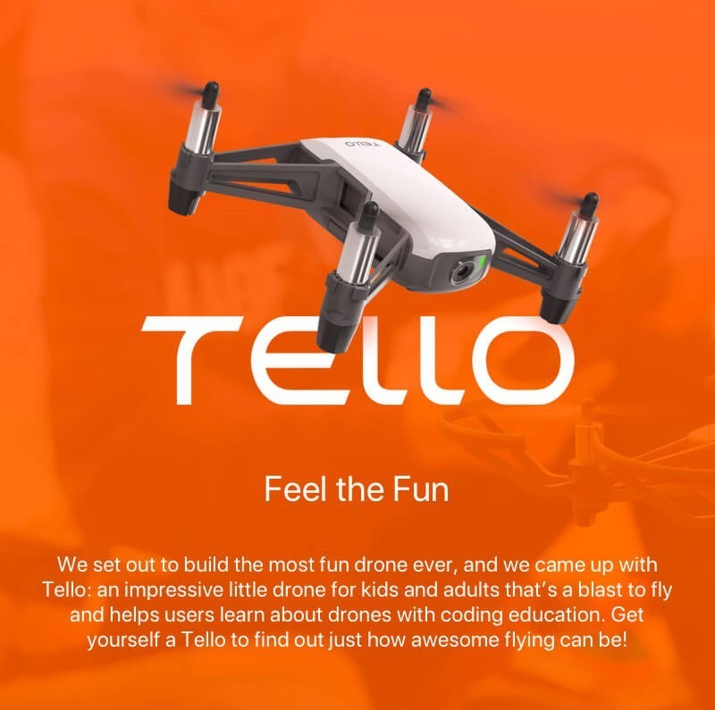 Tello Drone for Beginners